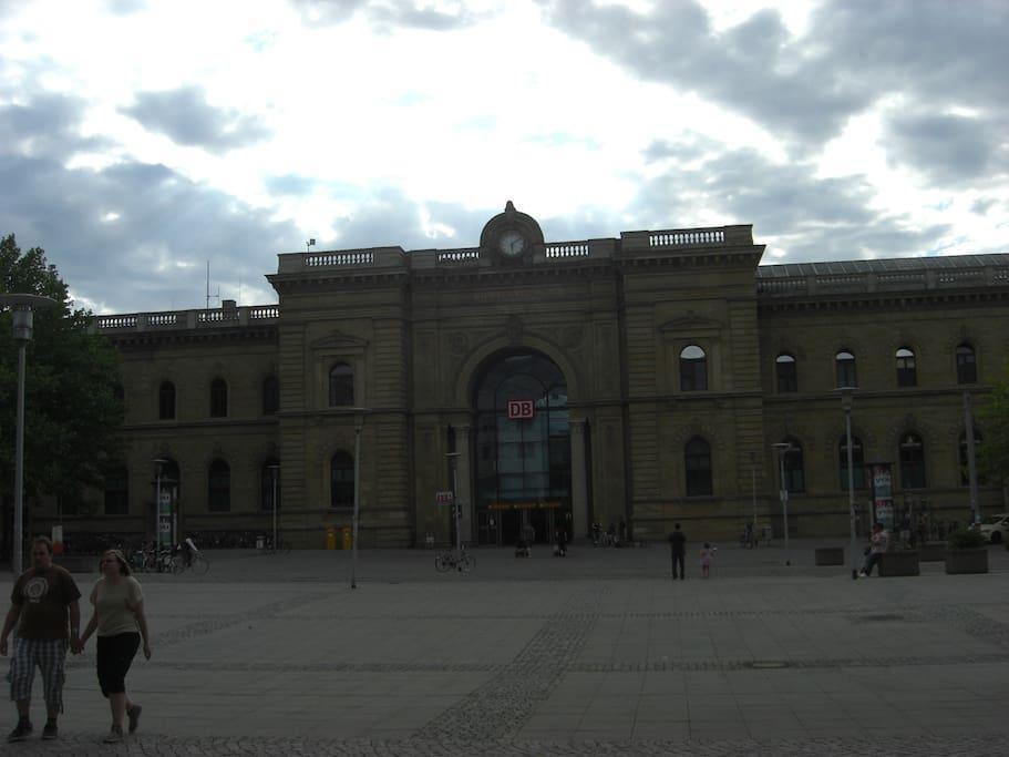 Magdeburger Bahnhof