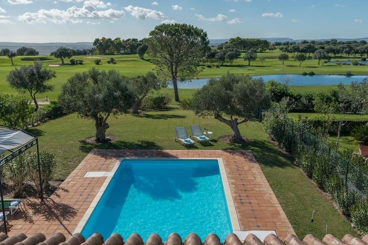 Vainilla -Villa with pool in private resort - Benalup-Casas Viejas - 別荘