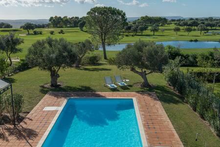 Vainilla - Villa con piscina en resort privado - Benalup-Casas Viejas