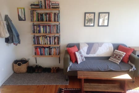 Bright and Cozy 1BR in Crown Heights - Brooklyn - Apartment