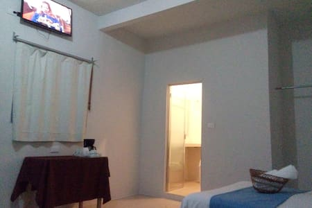 Bed & Breakfast_Hab-109 Doble (standar):Max 2 - Palenque