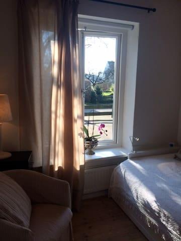 Einzimmerwohnung klein aber fein - Ottersberg - Maison