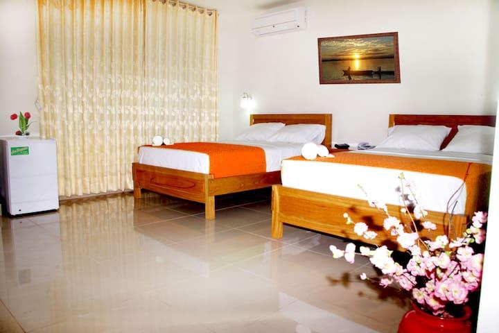 Habitación Doble 2 camas DEL CASTILLO PLAZA HOTEL