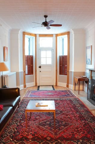 Charming Private Suite in Old Town - Chicago - Casa