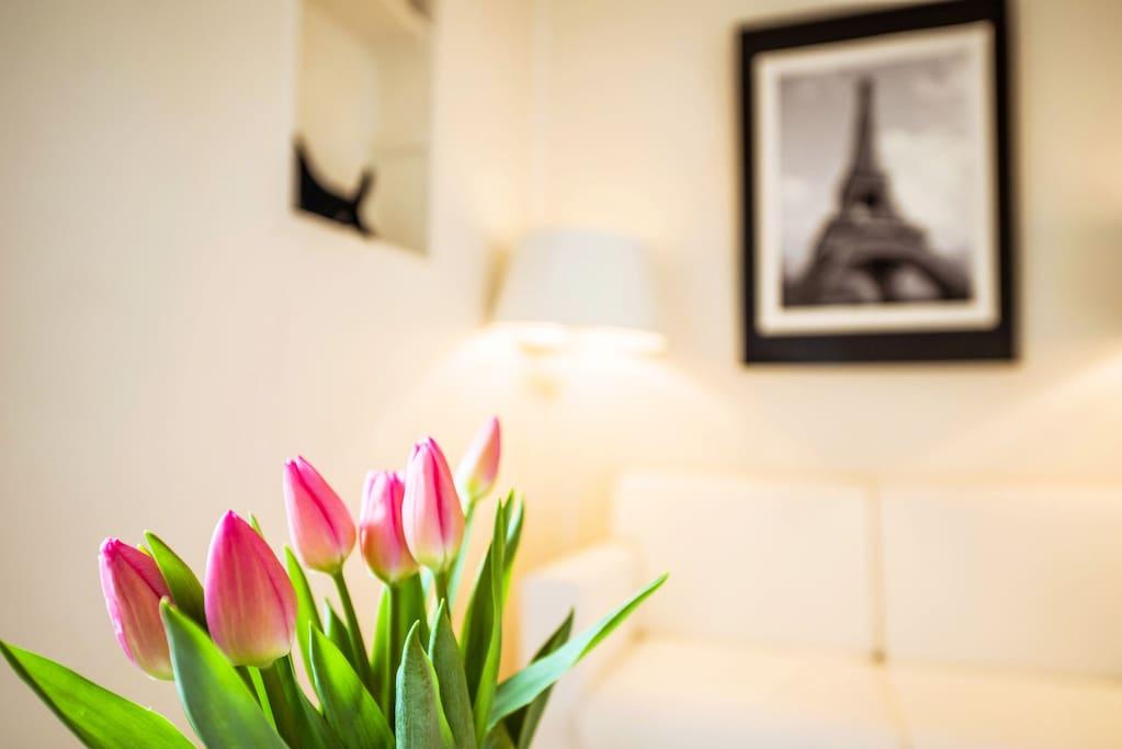 Studio cosy # coeur de Montmartre