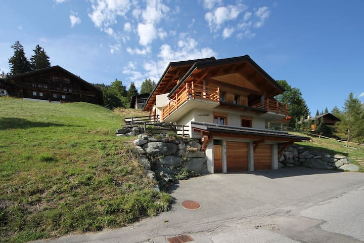 Luxurious &Modern Apartment Verbier