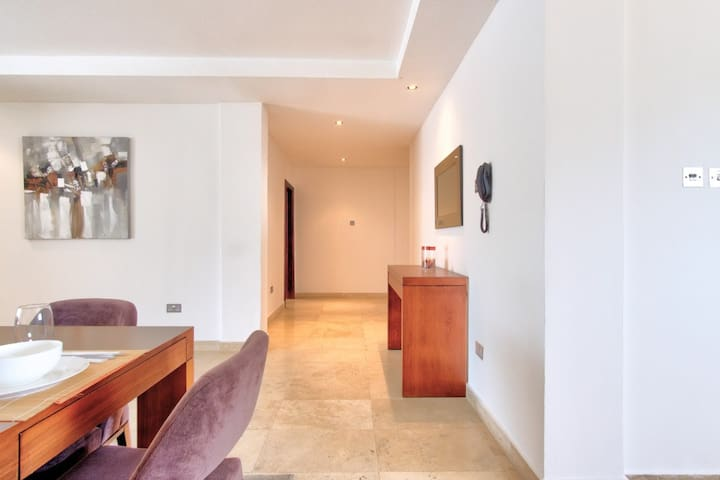 Luxury 3-Bedroom Apartment in Cantoments Accra -5