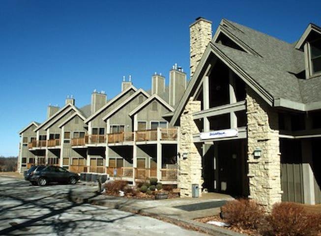 Midwest-IL-Galena Resort 1 Bdrm Condo