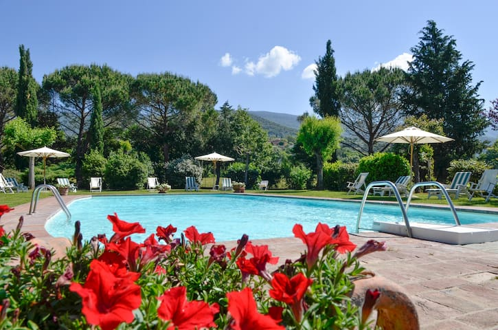 Tulipano Home, beatiful apartment sleep 4 - Cortona - Apartemen