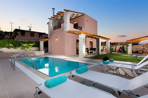 Villa Maria avec piscine privée!!
