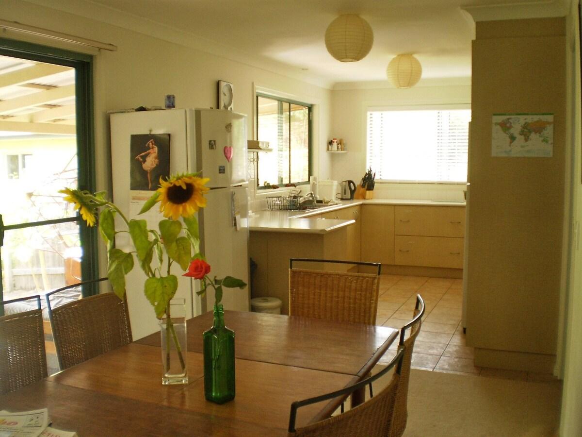 Airbnb in Byron Bay