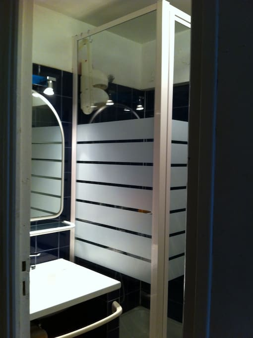 salle d'eau/bathroom