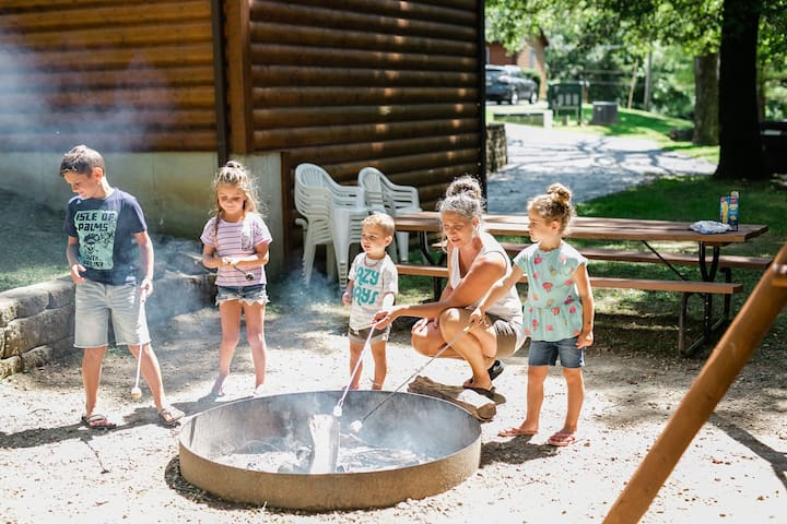 Escape to the Cabin-Perfect getaway with Kids
