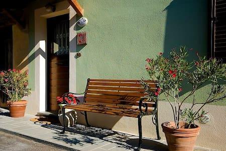 GREEN HOUSE- CASA VERDE /BAGNOREGIO - Castel Cellesi