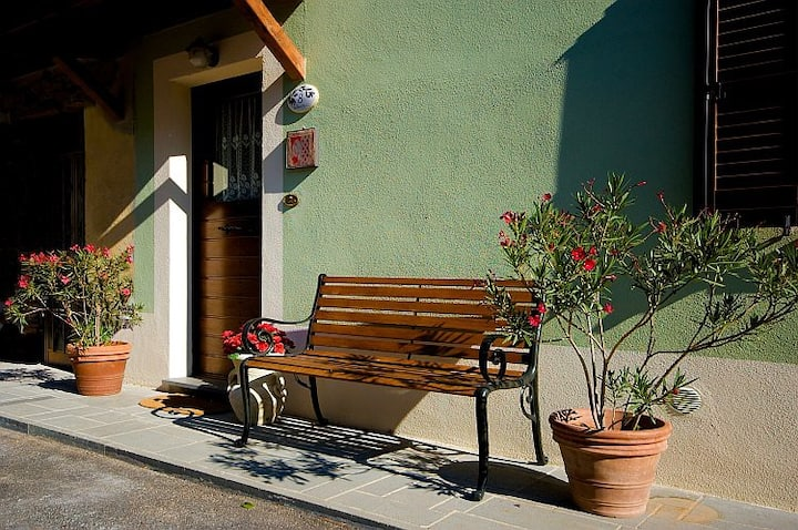 Country House in Green  near Civita di Bagnoregio