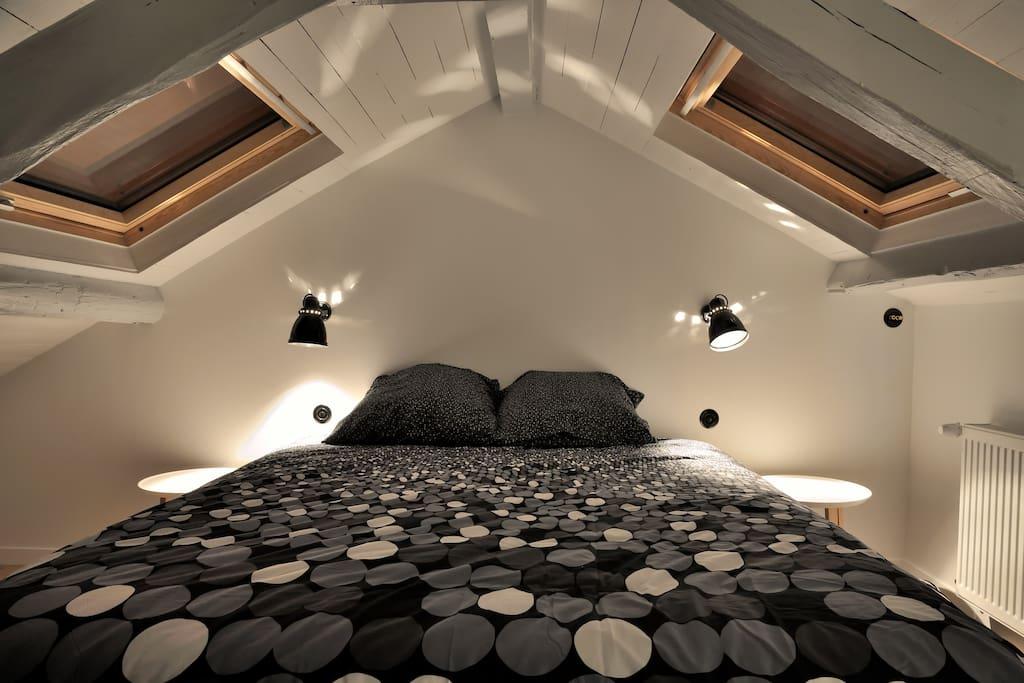 chambre pour des nuits de rêves
