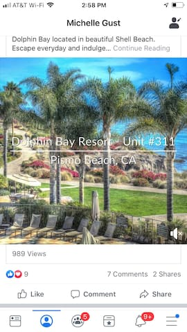Dolphin Bay Resort and Spa 30 Day minimum stay