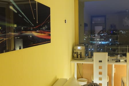 #1 Top of Aachen: Comf. apt. with spectacular view - Aachen