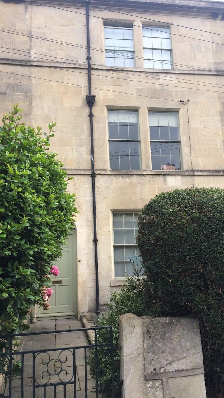 Georgian Townhouse in Widcombe