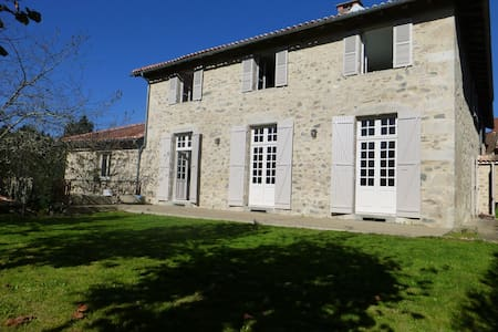 Charming family house in Limousin - Saint-Laurent-sur-Gorre