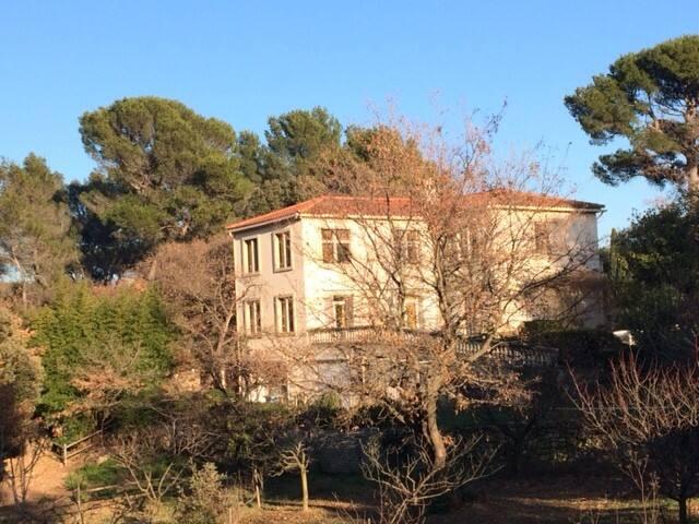 Bastide - Aubagne - Appartement en résidence