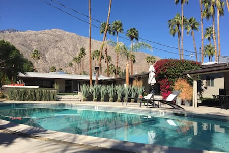 Secluded Resort like Apartment - Palm Springs - Lakás