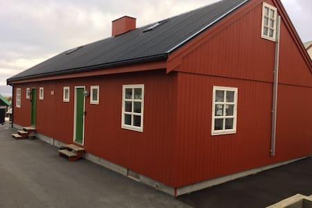 Charming new cottage in the Gjógv in Eysturoy - Gjogv - บ้าน