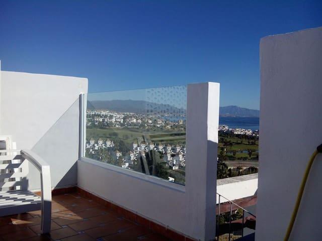 Manilva, Penthouse magnifique, vue exceptionnelle,
