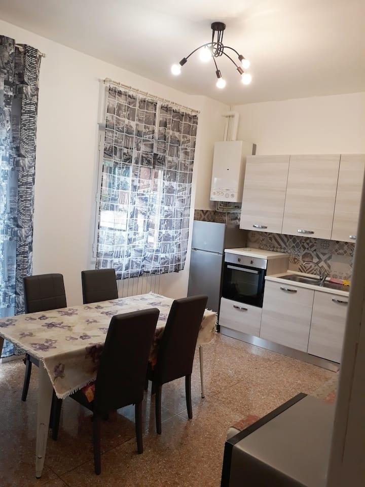 Riviera Ligure,Varazze appartamento vicino al mare