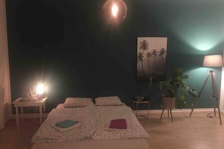 Gemütliche Wohnung in Winterhude