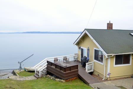 Vashon Island Beach House Getaway