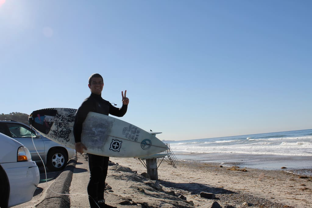 Join Us On Our Surfing Trips!