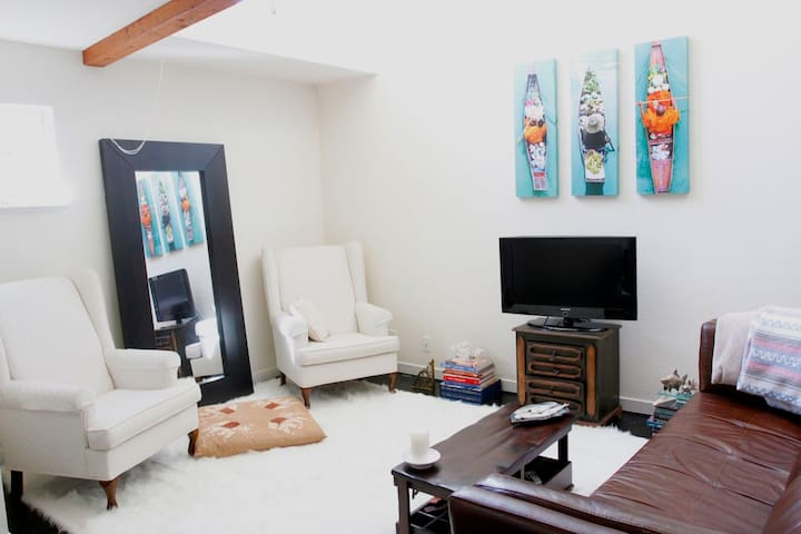 Clean, 3stry. Sunsplashed Sanctuary - Emeryville - Apartment