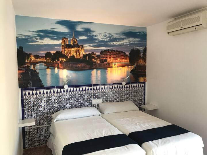 Habitación Doble Superior en hotel con encanto