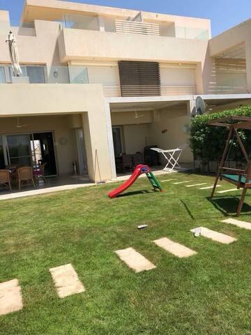 Senior ground chalet for rent in hacienda bay