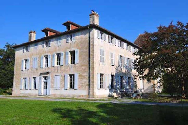 Chateau-Gite Landes Pays Basque - Biarotte - Kasteel