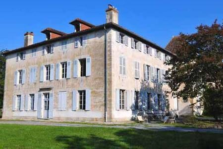 Chateau-Gite Landes Pays Basque - Biarotte - Linna