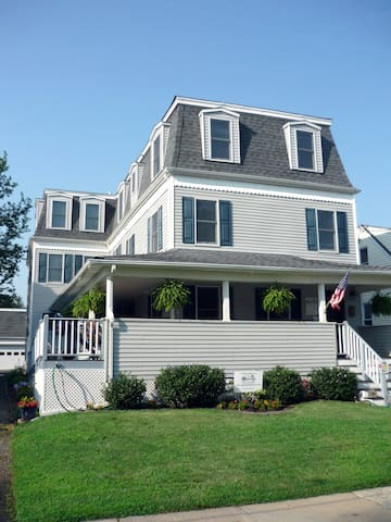 The Tandem Bike Inn - Belmar - Bed & Breakfast