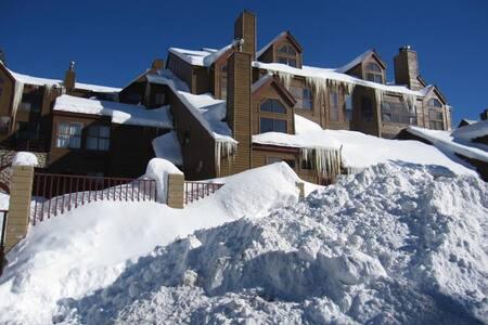 Condo 5 min walk from Eagle Lift! - Mammoth Lakes - Wohnung