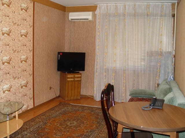 The best Bachelor in the Down Town - Almaty - Apartament