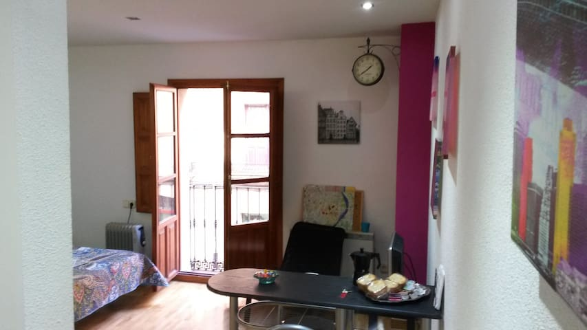 A wonderful apartment in the city heart - Salamanca