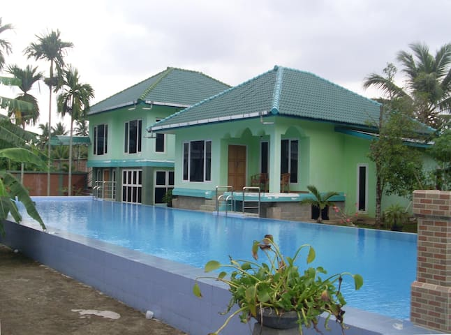 Green Paradise,Rumoh Aceh (3 units)