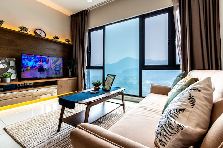 COMFORT & COZY HOME @ Geo38 Genting Highlands