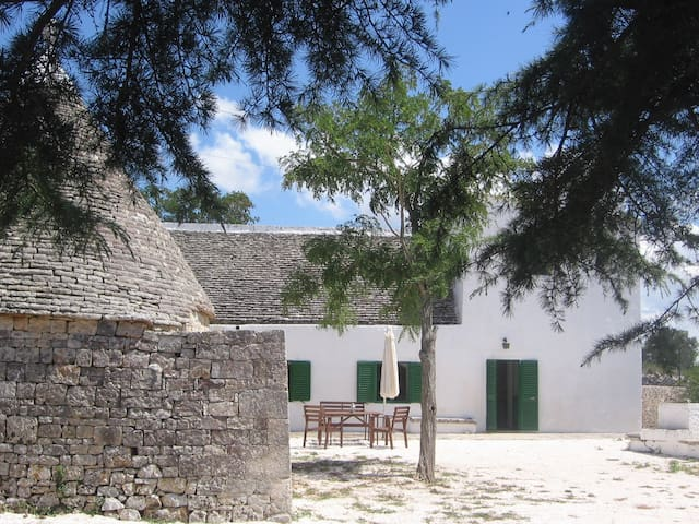 The Old Masseria in Valle d'Itria - Martina Franca - House