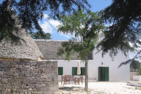 The Old Masseria in Valle d'Itria - Haus