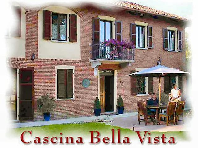 Cascina Bella Vista - Asti B&B - Barrano