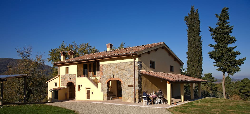 Organic farm hills of Florence  - Figline e Incisa Valdarno - Apartment
