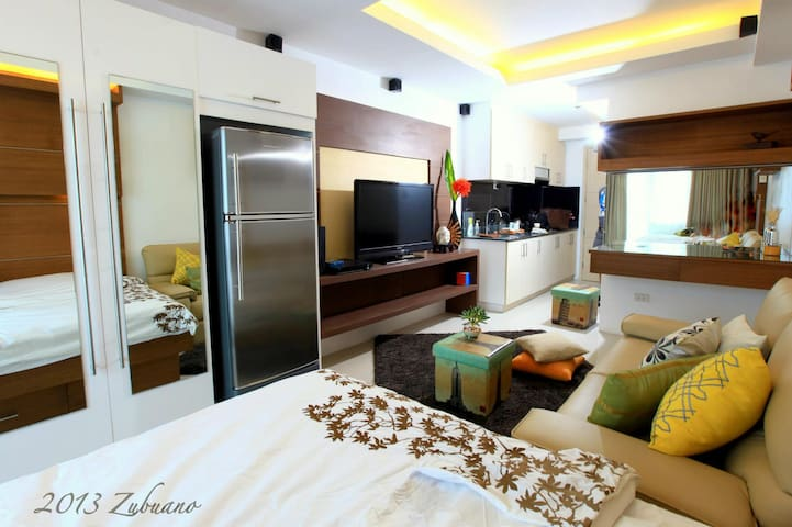 Sea Residences Resort Condotel 1234 - Manila - Appartement