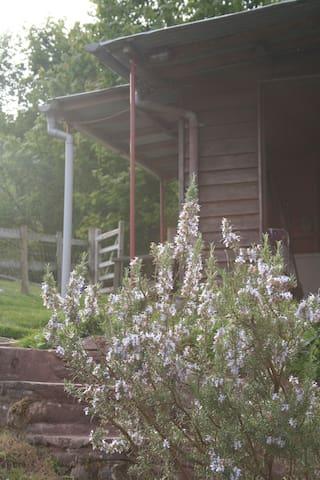 The Spout Railway Carriage Retreat - Garway Hill - Casa