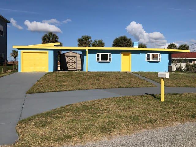 2 Bedroom House close to Daytona Beach - Daytona Beach Shores - House